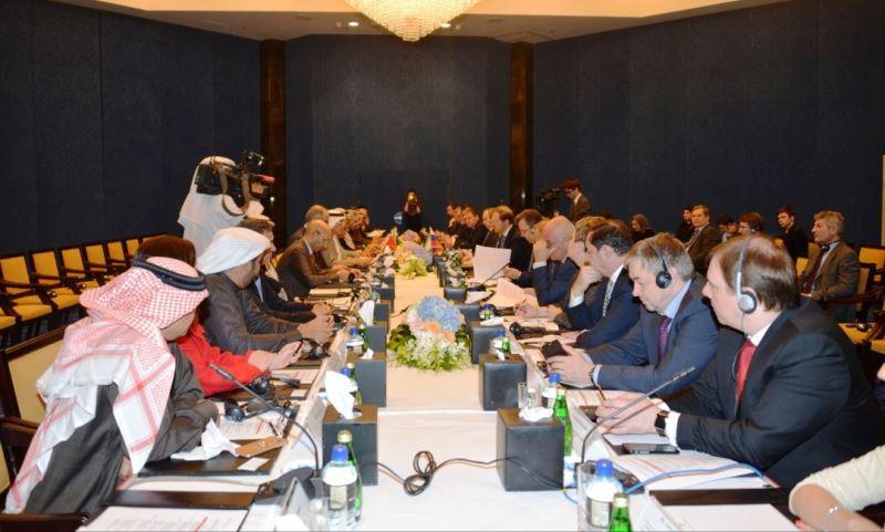 البحرين وروسيا تعقدان الاجتماع الأول للجنة الحكومية المشتركة في المنامة