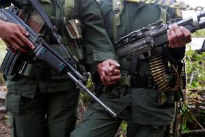 كولومبيا تعلن بدء نزع سلاح 'فارك' في الأول من مارس