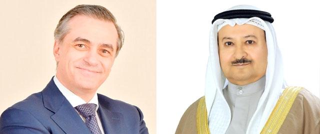 الشيخ محمد بن خليفة آل خليفة - إيهاب حناوي