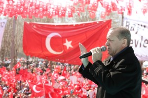 ادروغان يطرح إجراء استفتاء حول عقوبة الإعدام