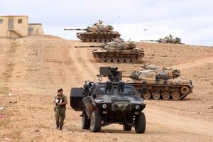 قائد الجيش التركي: عملية 'درع الفرات' في شمال سورية حققت أهدافها