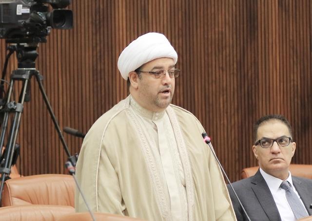 بوحسين دعا دول الخليج لتأسيس جيش موحّد