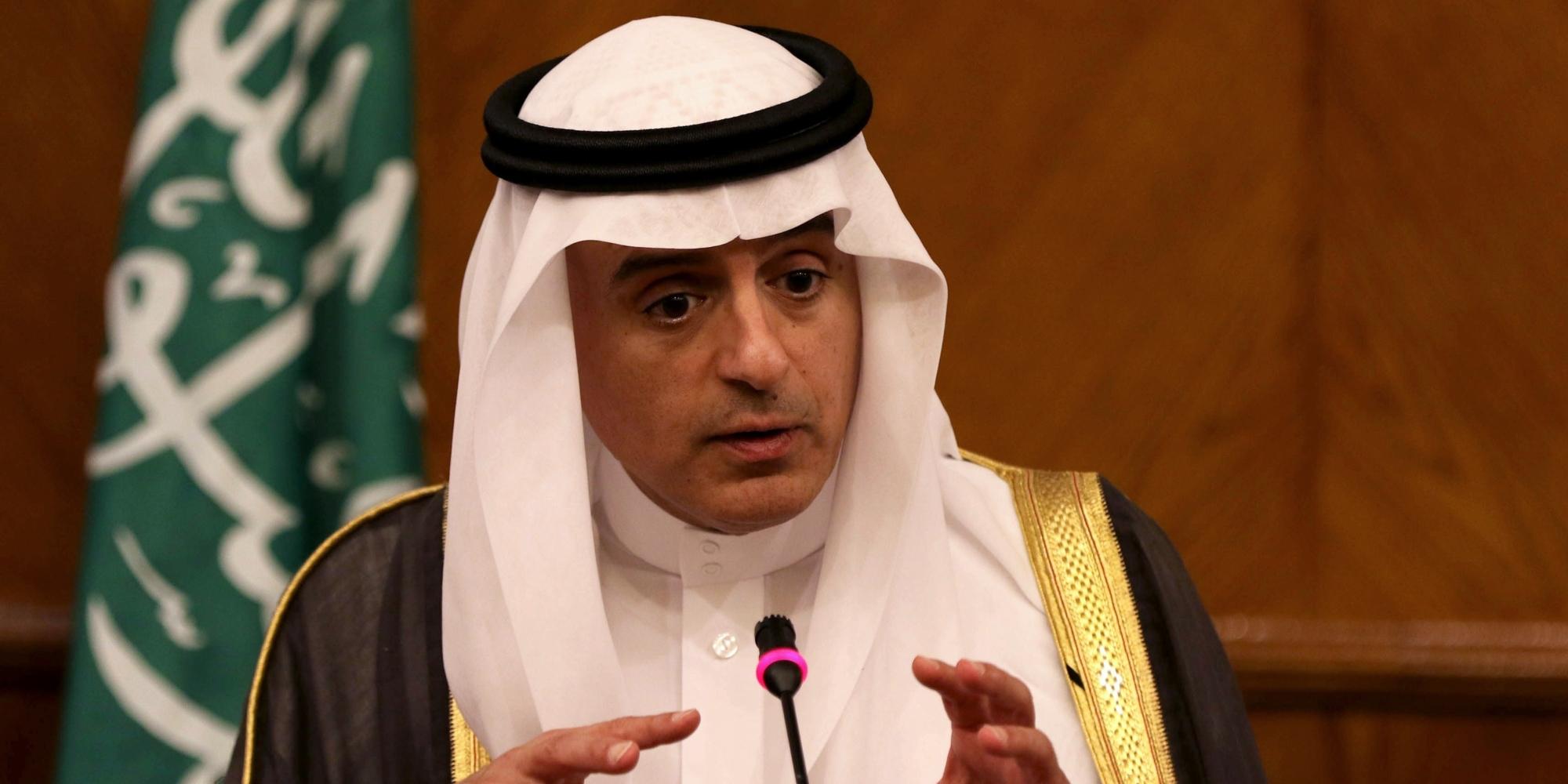 زيارة الجبير إلى بغداد كانت الأولى من نوعها لمسئول سعودي رفيع المستوى منذ العام 1990