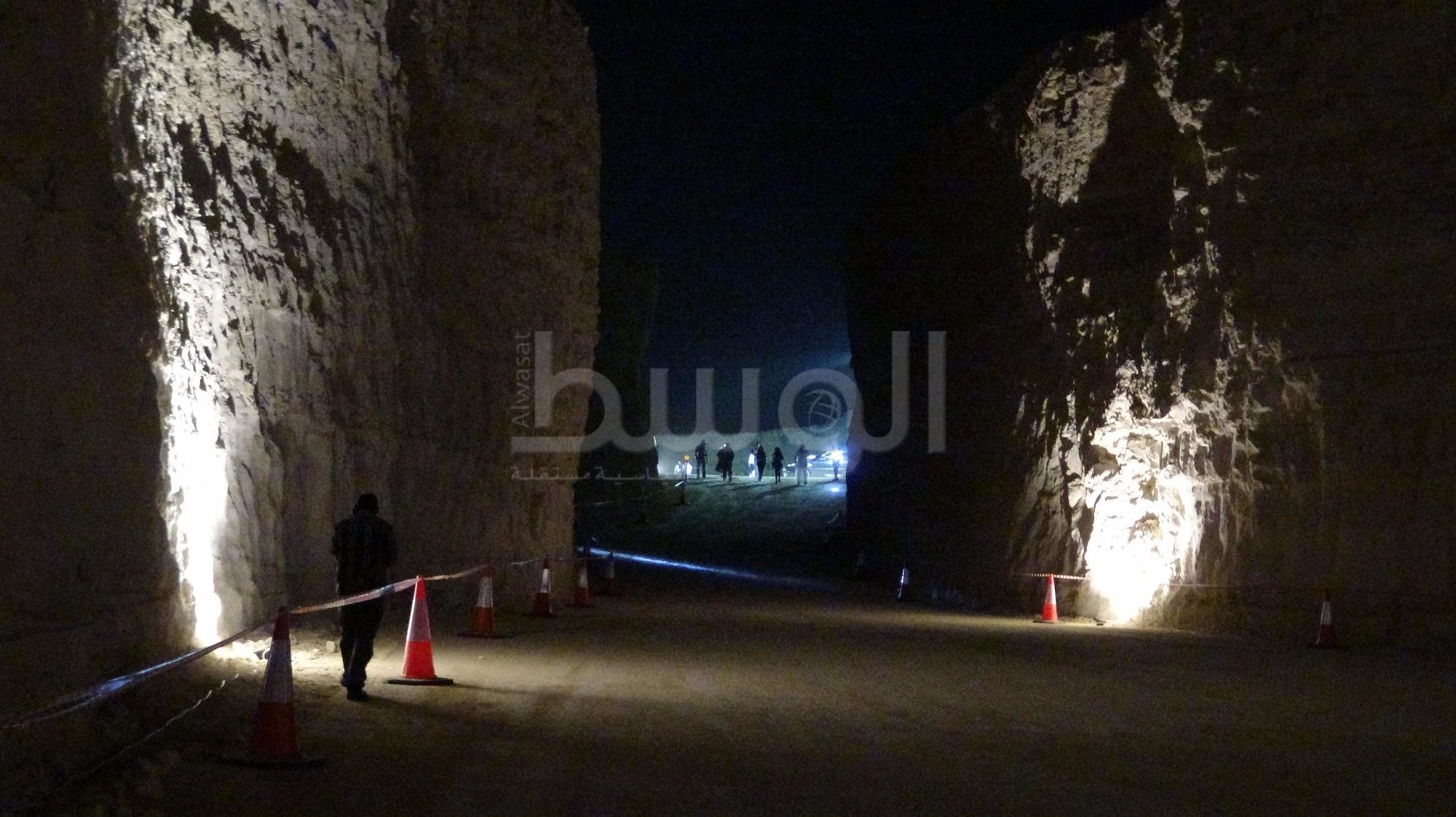 اوركسترا المحجر في البحرين                                          تصوير- احمد مرهون