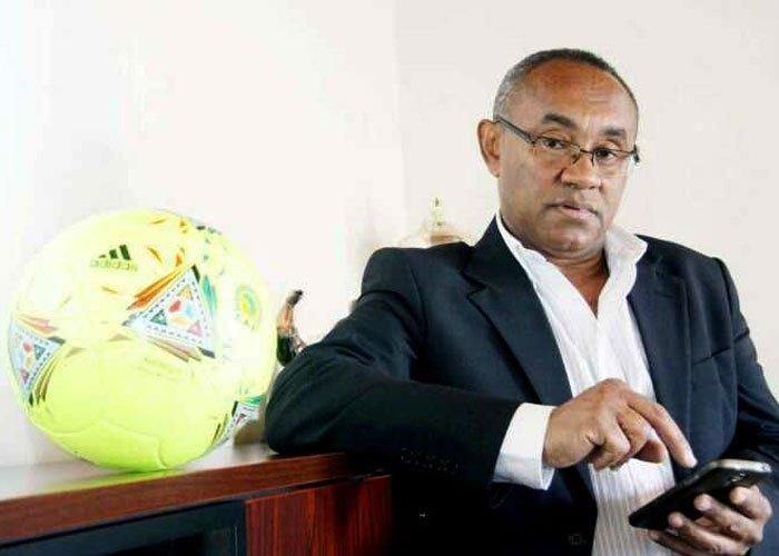 تعرف على أحمد أحمد رئيس الكاف الجديد