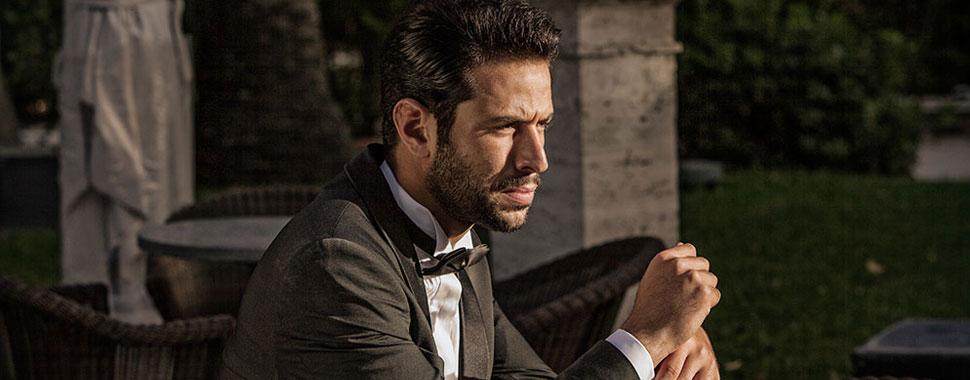 بوستر الفنان عمر كمال