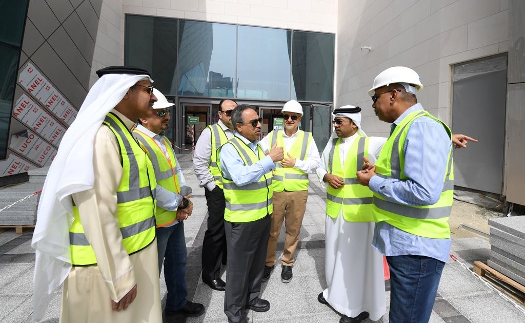 """""""الأشغال"""": افتتاح مجمع """"الأفنيوز البحرين"""" نهاية سبتمبر ..."""