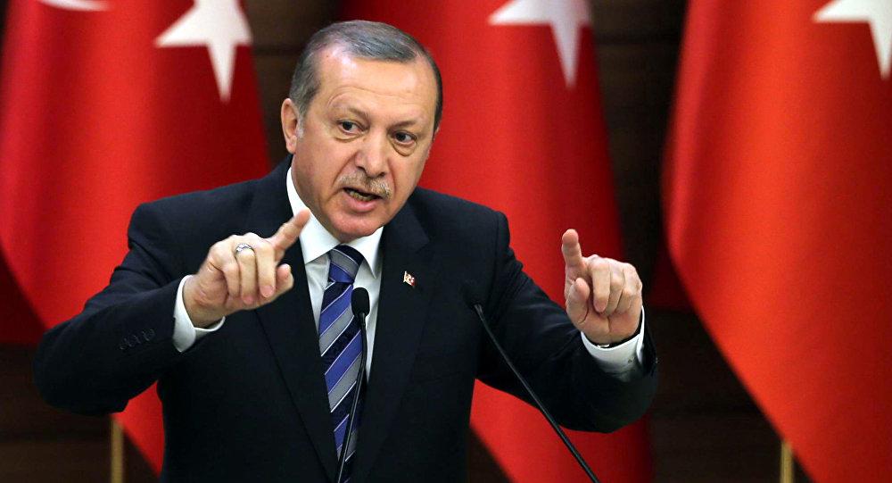 وزير الخارحية الألماني: أردوغان تجاوز الحدود