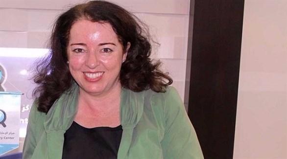 سفيرة سويسرا لدى الامارات مايا جوهري تيسافي