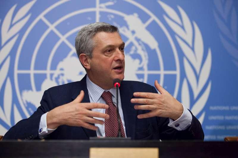 مفوض الأمم المتحدة لشئون اللاجئين فيليبو غراندي