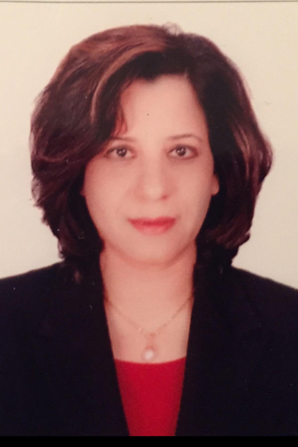 مديرة إدارة تخطيط ومشاريع الصرف الصحي بوزارة الاشغال