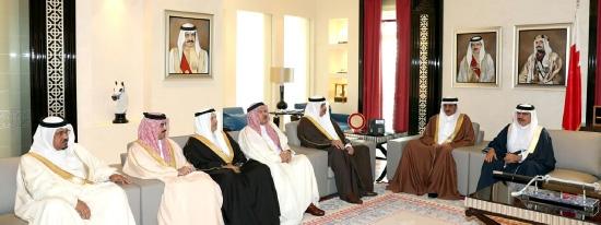وزير الداخلية تمنى للشيخ عبدالله بن راشد التوفيق  للنهوض بالمسئوليات الموكلة إليه