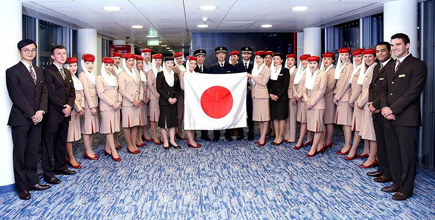 استأنفت طيران الإمارات خدمة الرحلة