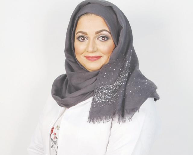 د. دينا صنقور- استشارية طب الأطفال مجمع السلمانية الطبي