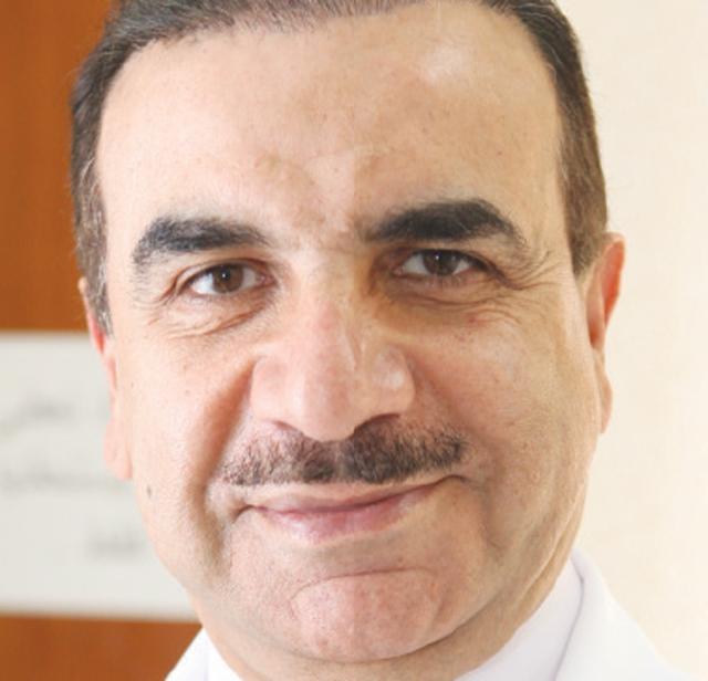 بروفيسور فيصل عبداللطيف الناصر