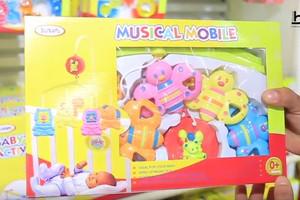 بالفيديو... معايير اختيار الألعاب للأطفال