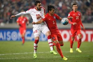 بالفيديو... تصفيات مونديال 2018 - آسيا: كوريا الجنوبية تقلص آمال سورية