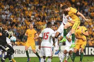 بالفيديو... أستراليا تهزم الإمارات بثنائية وتقلص فرصتها في التأهل المباشر لمونديال 2018