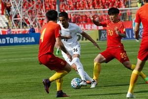بالفيديو... المنتخب الإيراني يفوز على الصين ويقترب من التأهل لمونديال روسيا 2018