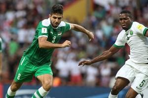بالفيديو... المنتخب السعودي يقترب خطوة من مونديال روسيا بفوز صعب على العراق