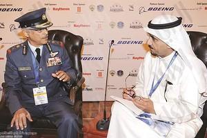 قائد سلاح الجو البحريني 'للراي الكويتية': بدء دراسة العروض المقدمة لمنظومة «الدرع الصاروخية الخليجية»