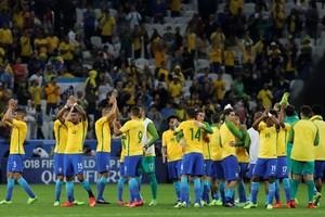 بالفيديو... البرازيل أول المتأهلين لمونديال روسيا 2018