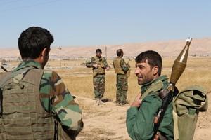 التحالف الدولي يعلن أن 'أقل من' ألف متشدد لا يزالون في الموصل