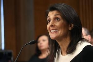 سفيرة أميركا لدى الأمم المتحدة: أولوية أميركا في سورية لم تعد 'إزاحة الأسد'