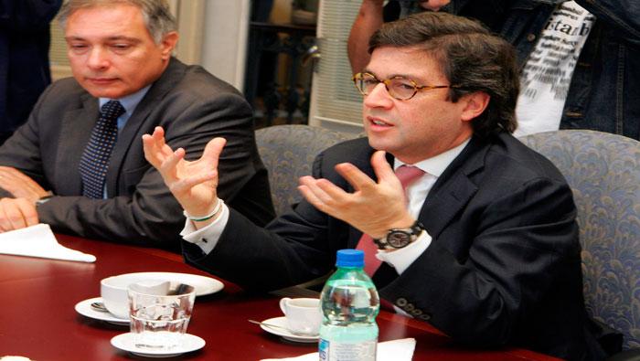 رئيس بنك التنمية بين الاميركيتين