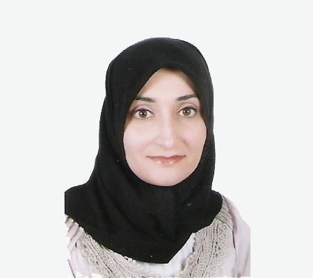 استشارية الأمراض الباطنية ورئيسة اللجنة المنظمة للمؤتمر جميلة السلمان