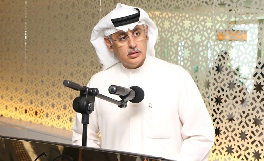 وزير الصناعة والتجارة والسياحة زايد بن راشد الزياني