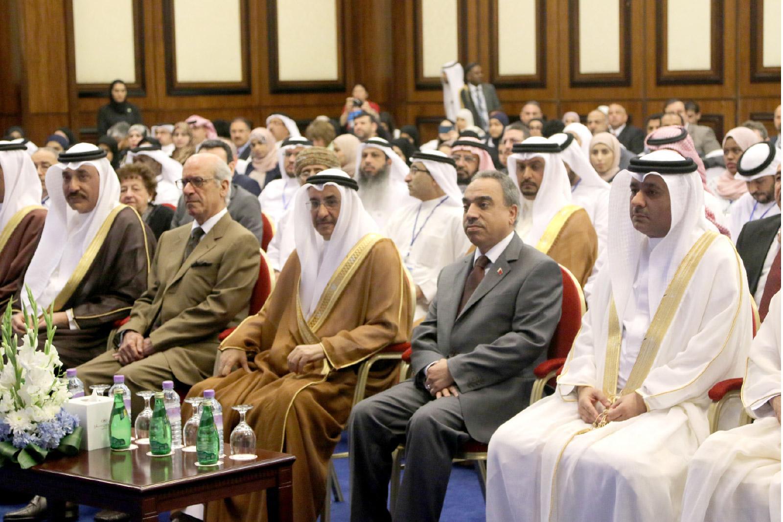 الشيخ خالد بن عبدالله: المؤتمر يبرهن على أهمية العمل ضمن المنظومة الخليجية