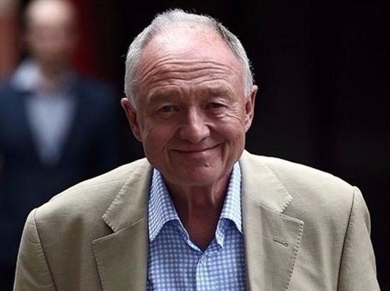 رئيس بلدية لندن السابق كين ليفينغستون