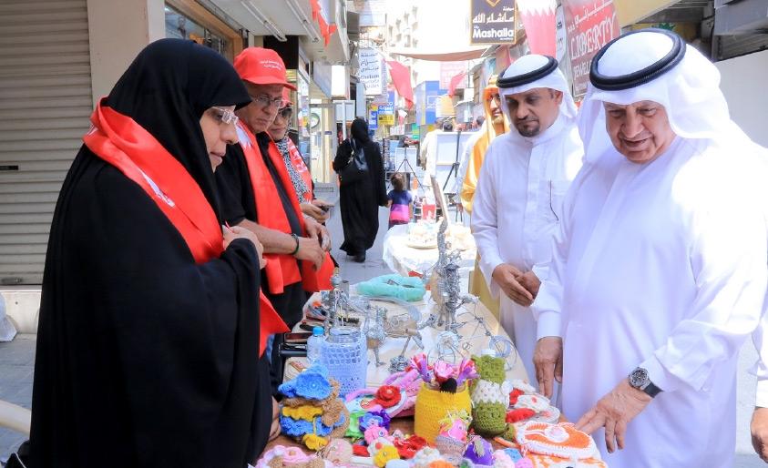 سوق المنامة: جاذبية مستمرة
