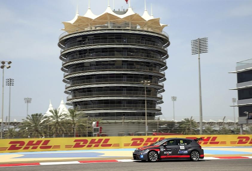 من منافسات بطولة TCR