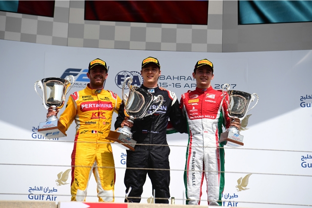 تتويج أبطال الفورمولا2