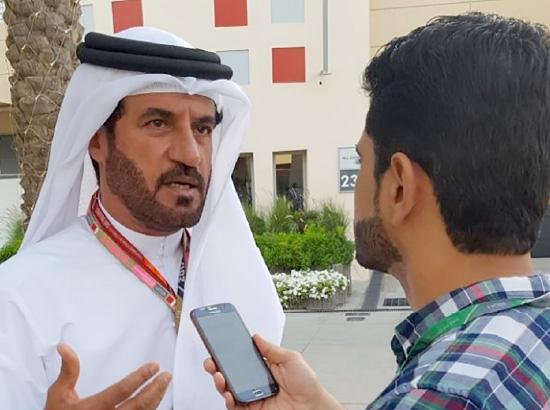محمد بن سليم متحدثاً لـ«الوسط الرياضي»