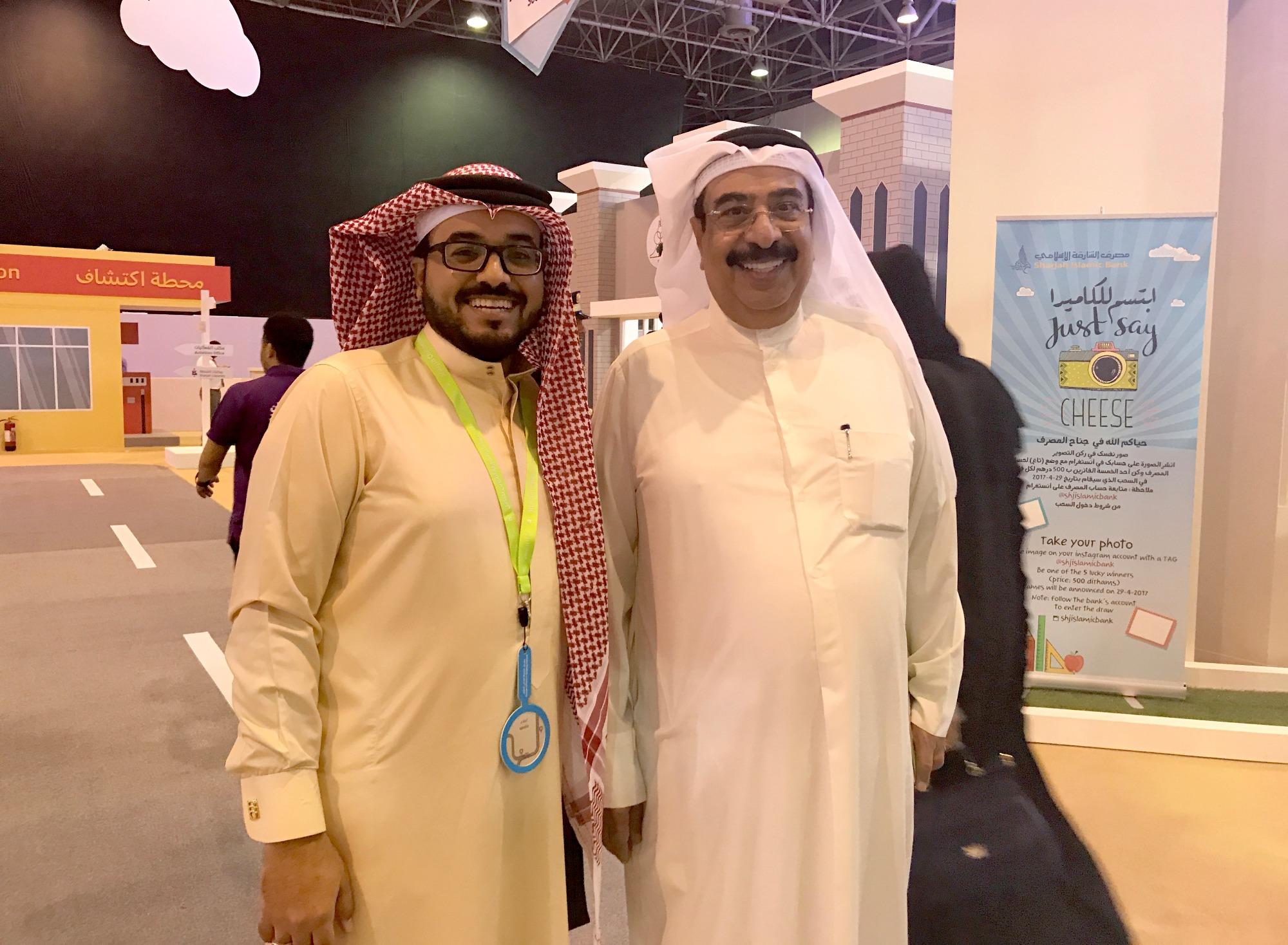 الفنان القطري غازي حسين أحد ضيوف المهرجان