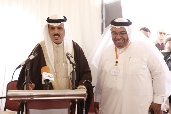 الوزير النعيمي: «الوسط» لها باع واسع في الحركة العلمية في البحرين