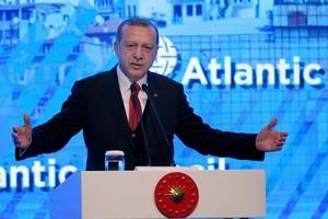 اردوغان يريد فتح صفحة جديدة في العلاقات التركية الاميركية مع ترامب