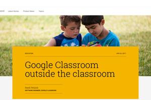 'غوغل' تطلق خدمتها التعليمية 'Classroom' للجميع