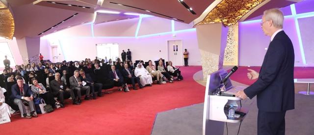 الفعالية التربوية حضرها أكثر من 250 معلماً إذ تعتبر منصة لمعلمي ومحترفي تعليم اللغة الإنجليزية   - تصوير : محمد المخرق
