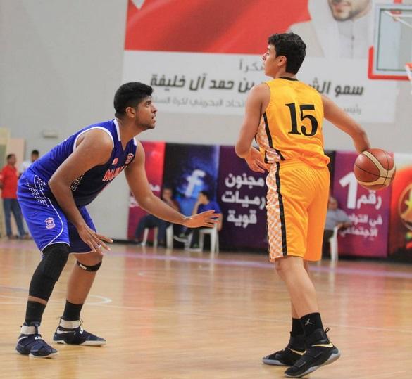 الصورة من حساب انستغرام الاتحاد البحريني لكرة السلة