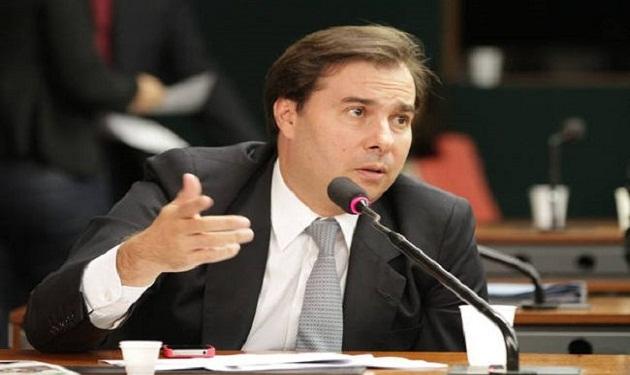 نائب رئيس البرازيل، رئيس مجلس النواب رودريجو مايا