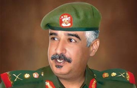 رئيس الحرس الوطني