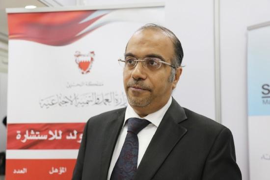 إبراهيم أحمد: صعوبة توظيف البحرينيين في قطاعات معينة