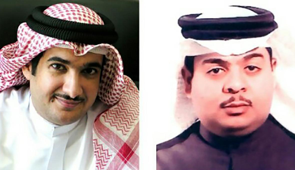 القاضي عبدالله الأشراف - القاضي إبراهيم سلطان الزايد