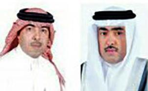 القاضي الشيخ حمد بن سلمان آل خليفة - القاضي محمد العرادي