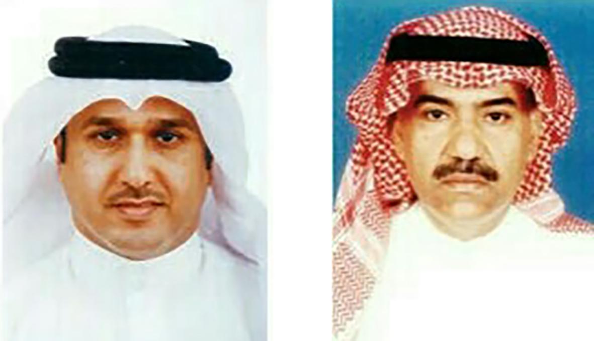 القاضي جمعة الموسى - القاضي علي الكعبي