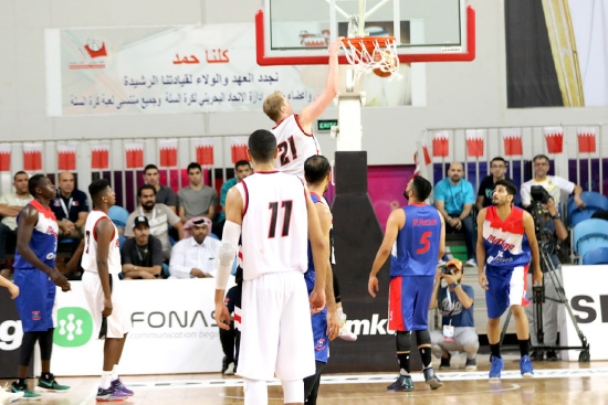 من لقاء المنامة والريان القطري - تصوير أحمد آل حيدر